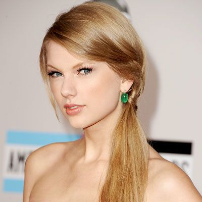 Таилор Swift - Transformation - Hair - Celebrity Before and After
