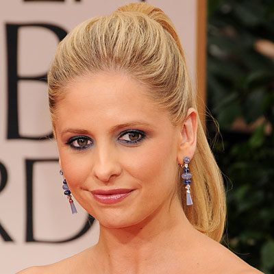 ساره Michelle Gellar - Transformation - Hair - Celebrity Before and After