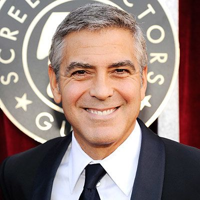 جورج Clooney - Transformation - Hair - Celebrity Before and After