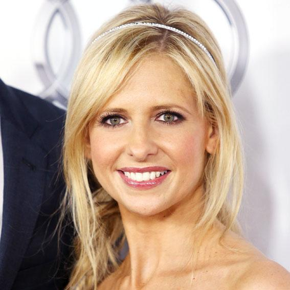 ساره Michelle Gellar transformation