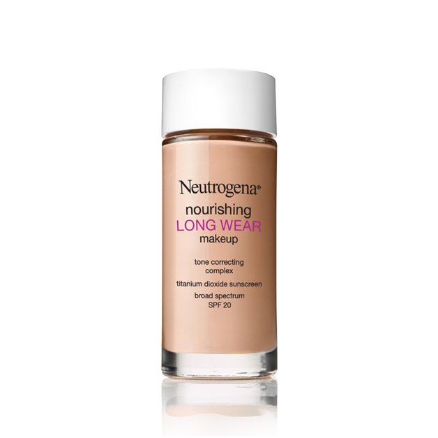 نيوتروجينا Nourishing Long Wear Liquid Makeup Broad Spectrum SPF 20