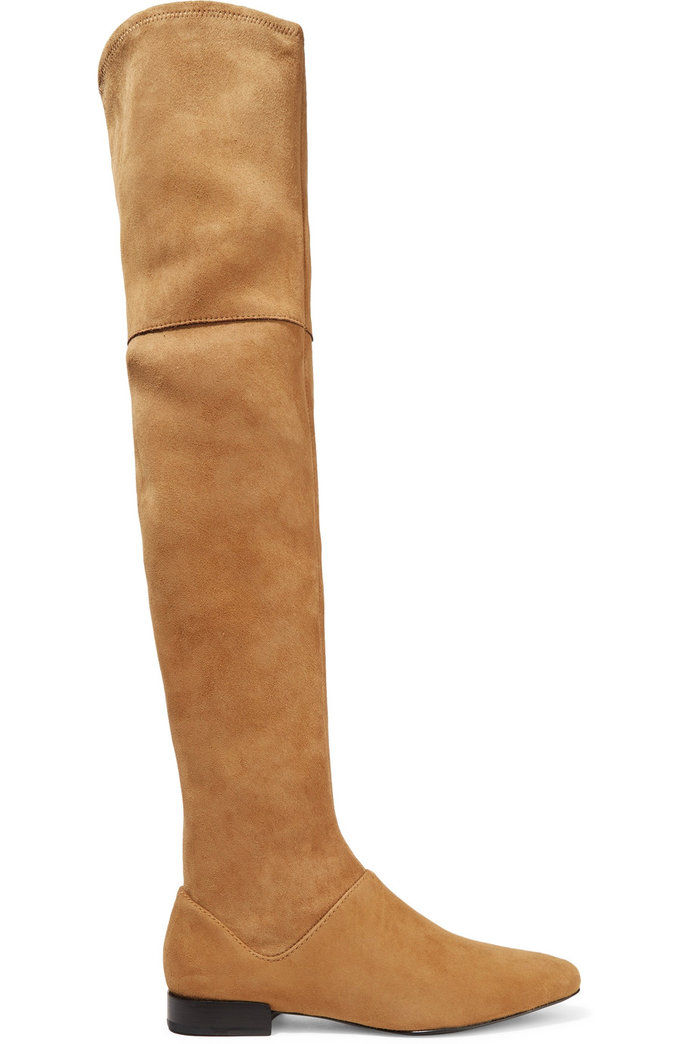3.1 Phillip Lim Louie suede over-the-knee boots