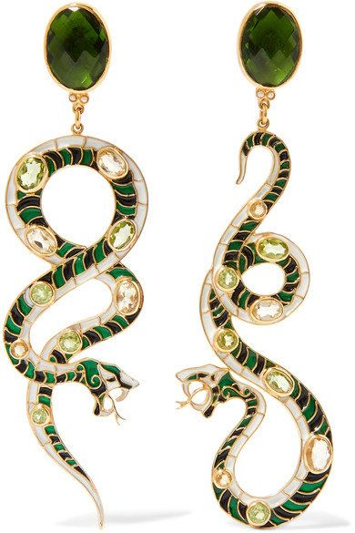 ثعبان EARRINGS