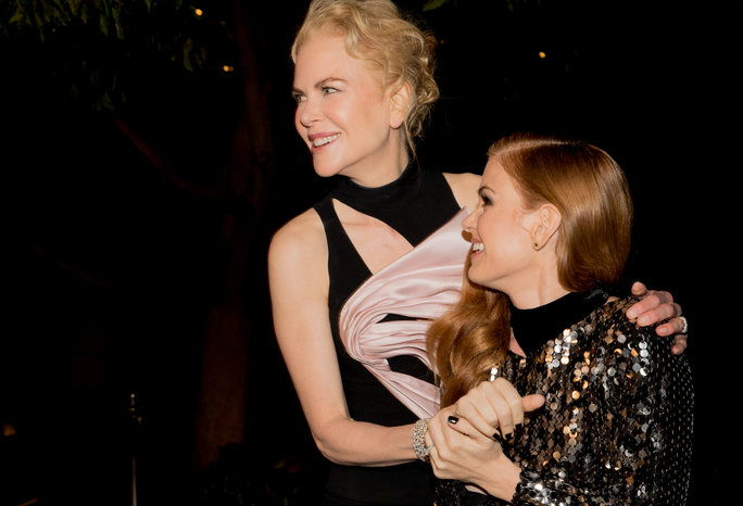 Ницоле Kidman and Isla Fisher