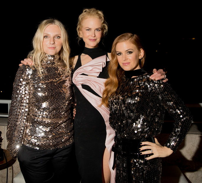 Лаура Brown, Nicole Kidman, and Isla Fisher