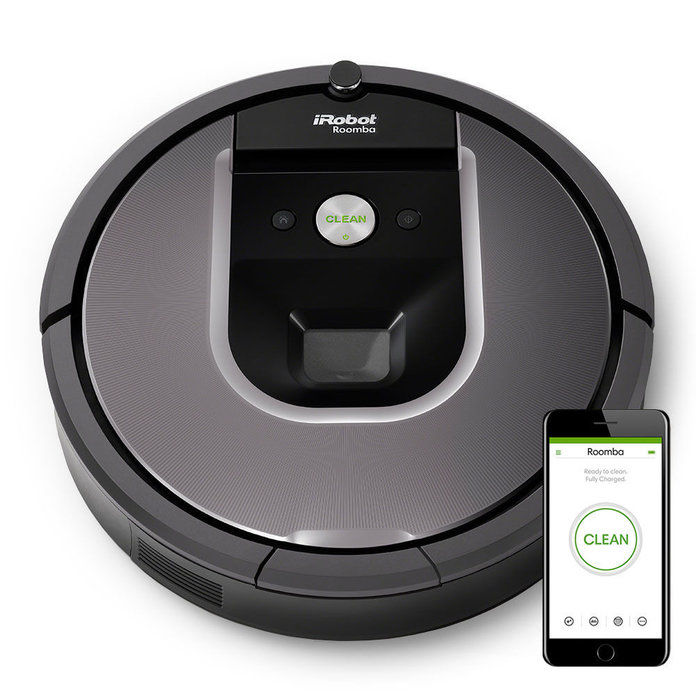 روبوت Roomba 960 Robotic Vacuum Cleaner