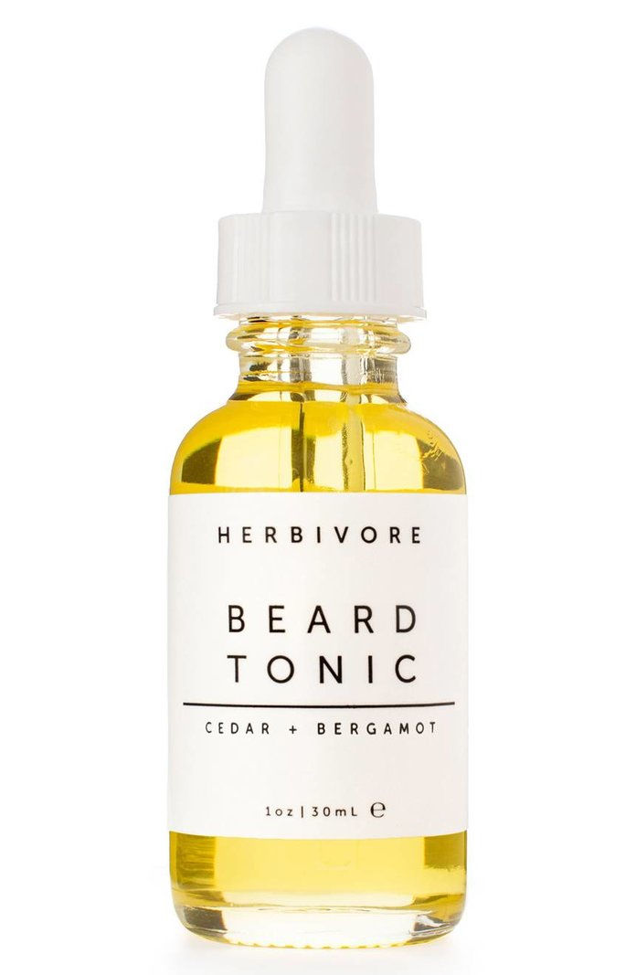 عاشب Botanicals Beard Tonic Set