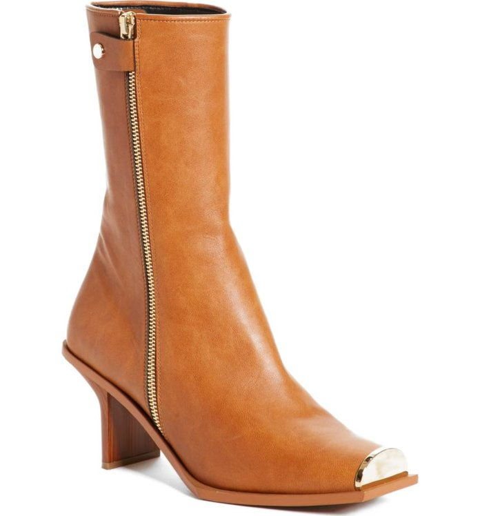 ستيلا McCartney Cap Toe Boot