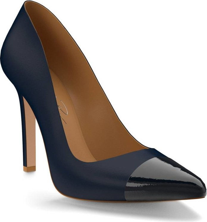 أحذية of Prey Cap Toe Pump