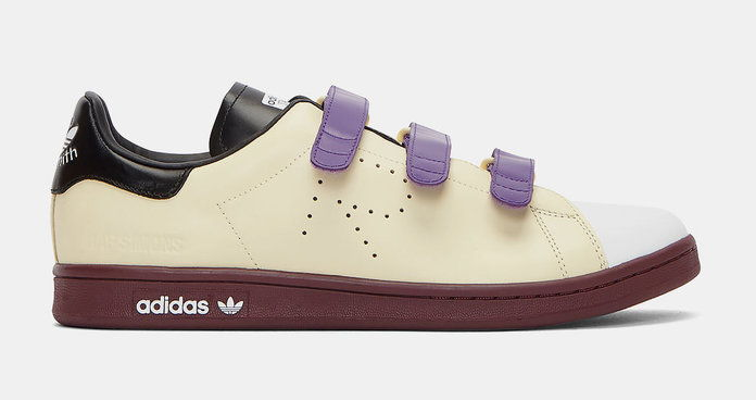 شركة اديداس BY RAF SIMONS Stan Smith Comfort Leather Sneakers