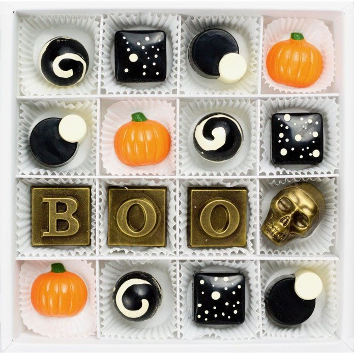 ماجي Louise Eat, Drink & Be Scary Truffles