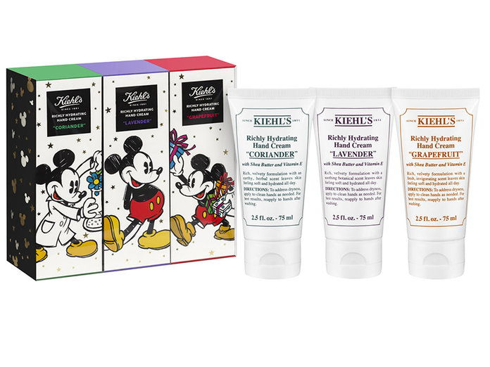 Диснеи x Kiehl's Collection For A Cause Scented Hand Cream Trio