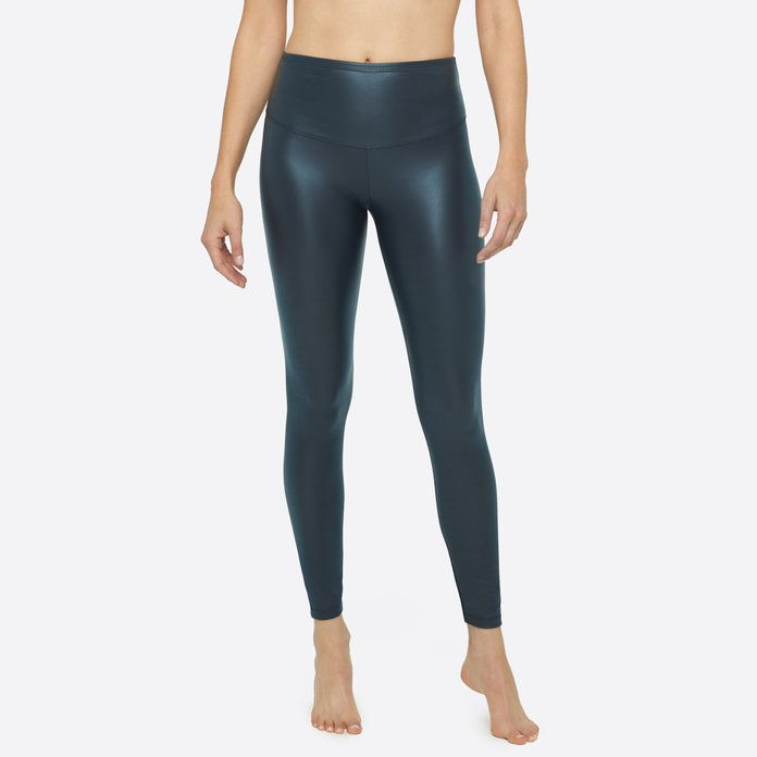Yummie Tony Faux Leather Legging