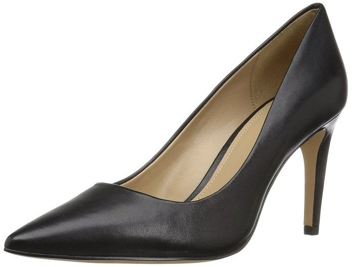 ال Fix Jennings Banana Heel Dress Pump
