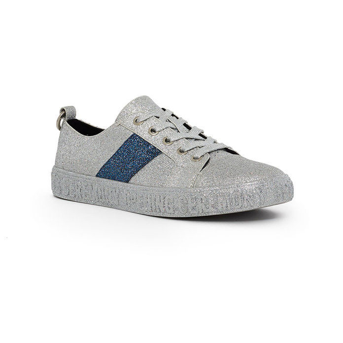 ГЛИТТЕР LA CIENEGA LOW-TOP SNEAKER