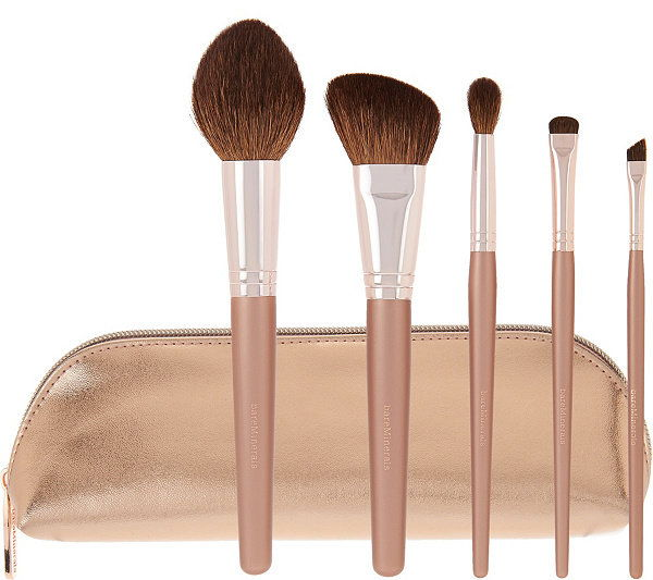 Плусхест Touch 5-pc Brush Collection