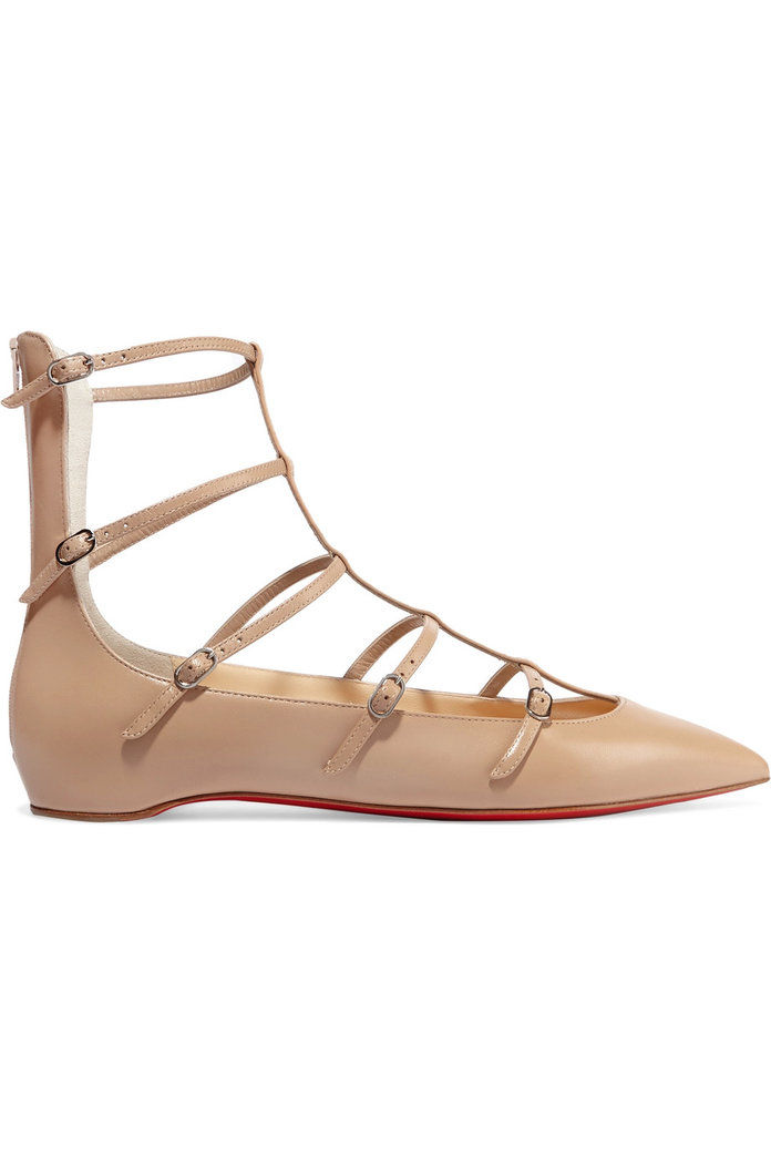 хттпс://www.net-a-porter.com/us/en/product/810980/christian_louboutin/toerless-muse-buckled-leather-point-toe-flats