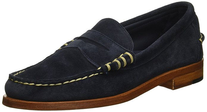 ألين Edmonds Men's Sea Island Penny Loafer