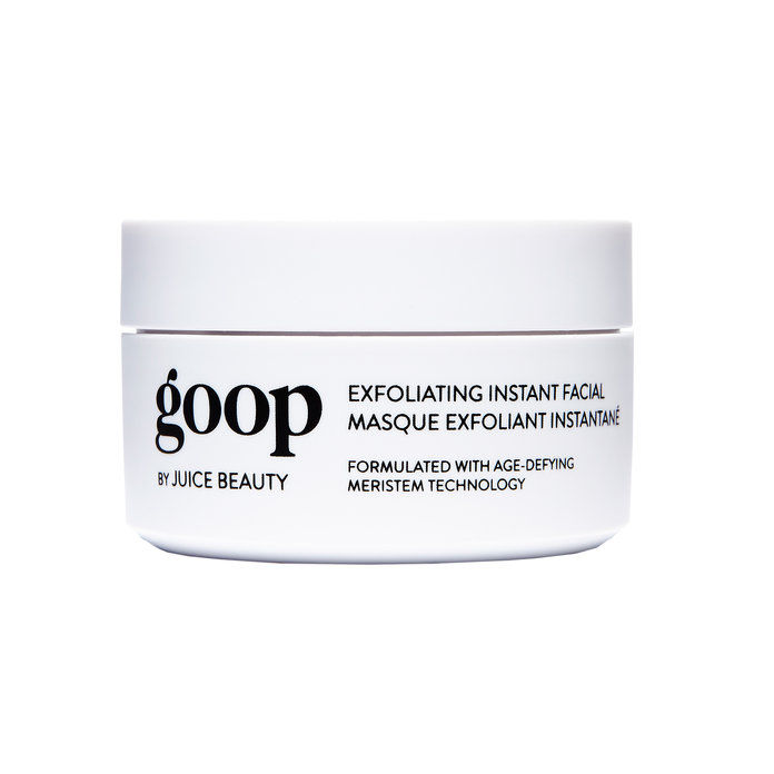 Гвинетх Loves... Goop Exfoliating Instant Facial