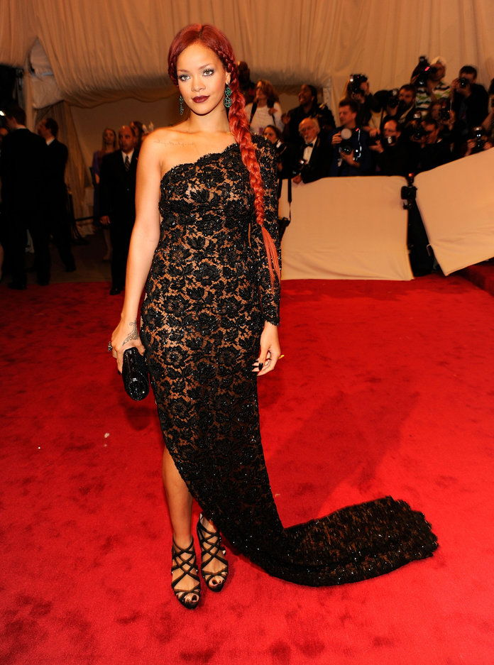 'Alexander McQueen: Savage Beauty' Costume Institute Gala At The Metropolitan Museum Of Art - Arrivals