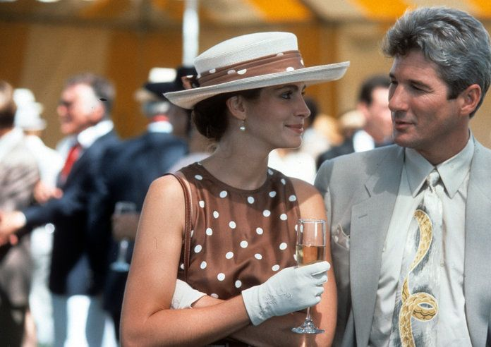 Јулиа Roberts And Richard Gere In 'Pretty Woman'