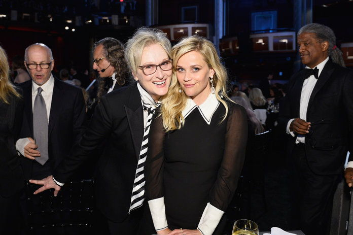 أمريكي Film Institute's 45th Life Achievement Award Gala Tribute to Diane Keaton - Roaming Show