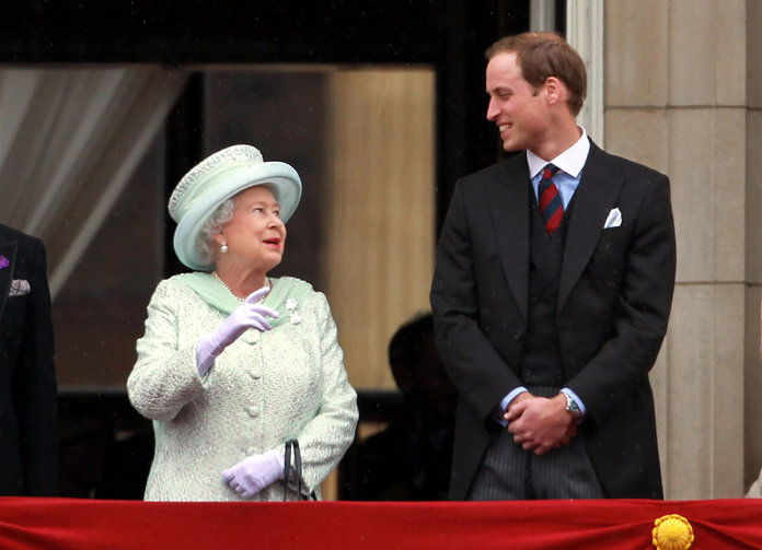 أمير William and Queen Elizabeth net worth embed