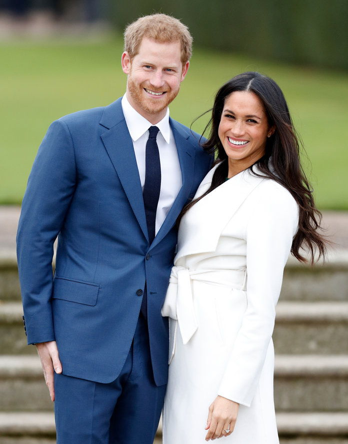 Принце Harry and Meghan Markle nickname lead