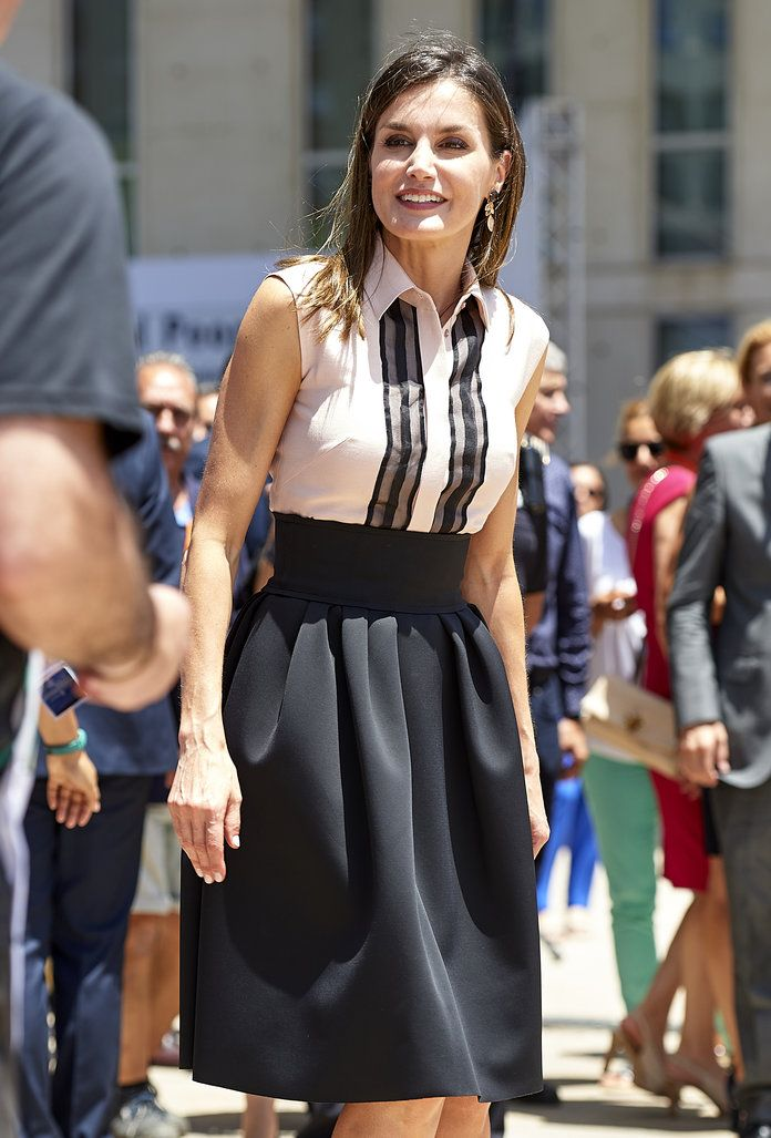 краљица Letizia of Spain Attends International day of Deafblind People' in Benidorm