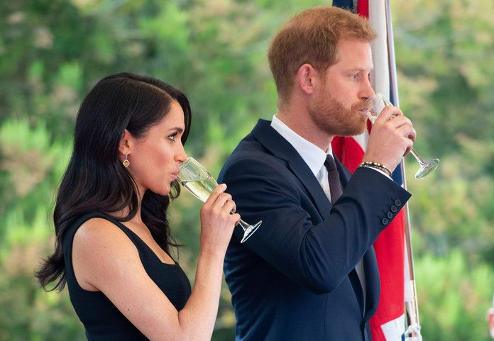 Тхе Duke And Duchess Of Sussex Visit Ireland