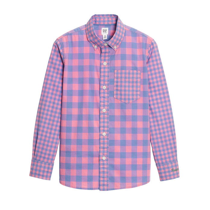 ساره Jessica Parker Plaid Shirt